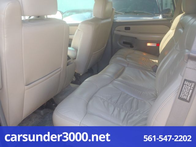 2001 Chevrolet Tahoe LT Lake Worth , Florida 6
