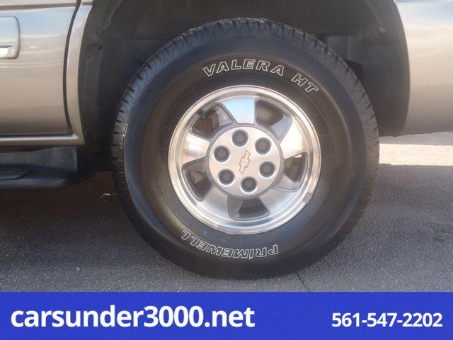 2001 Chevrolet Tahoe LT Lake Worth , Florida 8