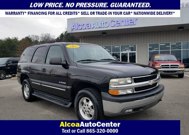 2001 Chevrolet Tahoe 4WD LS in Louisville, TN 37777