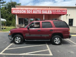 2001 Chevrolet Tahoe in Myrtle Beach South Carolina
