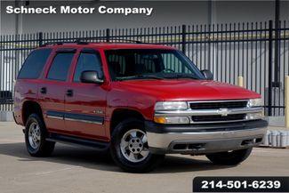 2001 Chevrolet Tahoe LS in Plano, TX 75093