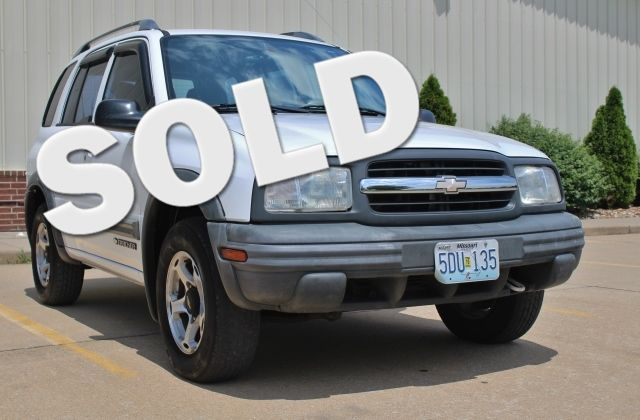 2001 Chevrolet Tracker ZR2 in Jackson, MO 63755