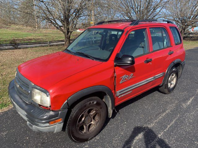 2001 Chevrolet Tracker ZR2 in Knoxville, Tennessee 37920