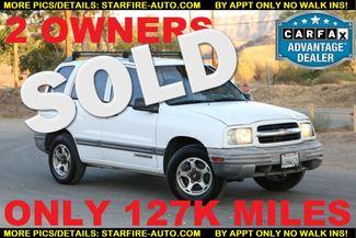 2001 Chevrolet Tracker Base in Santa Clarita, CA 91390