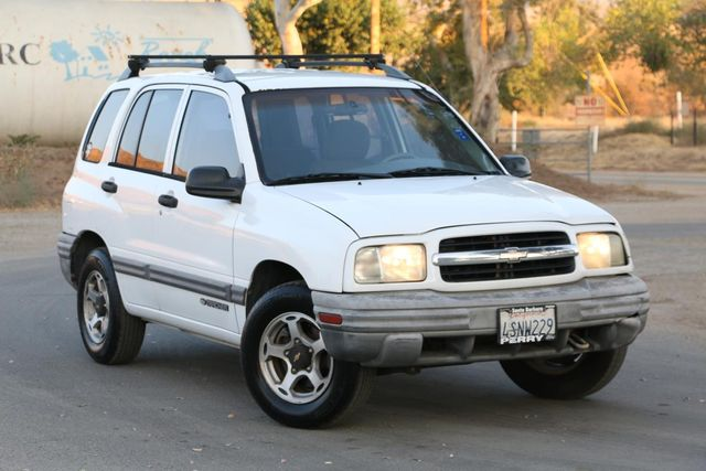 2001 Chevrolet Tracker Base Santa Clarita, CA 3