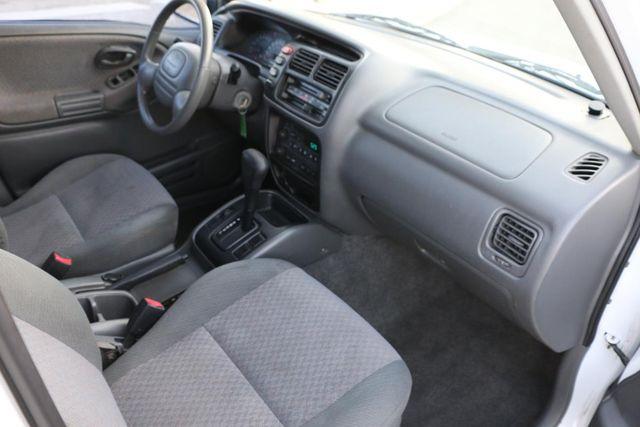 2001 Chevrolet Tracker Base Santa Clarita, CA 9