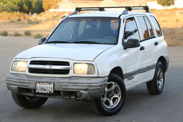2001 Chevrolet Tracker Base Santa Clarita, CA 4