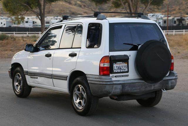 2001 Chevrolet Tracker Base Santa Clarita, CA 5
