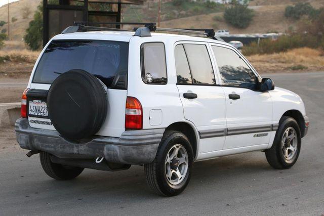 2001 Chevrolet Tracker Base Santa Clarita, CA 6