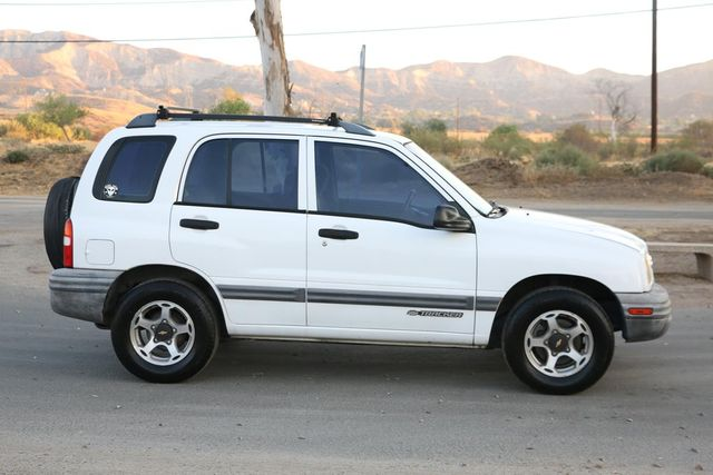 2001 Chevrolet Tracker Base Santa Clarita, CA 12