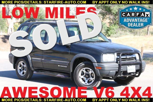 2001 Chevrolet Tracker ZR2 Santa Clarita, CA