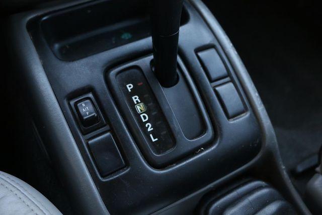 2001 Chevrolet Tracker ZR2 Santa Clarita, CA 21