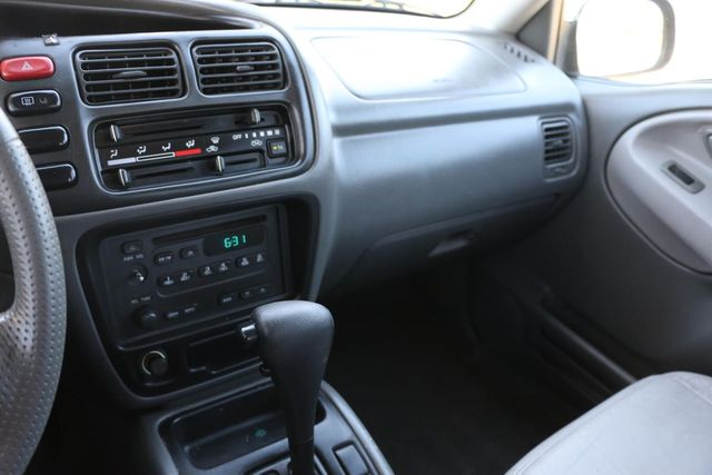 2001 Chevrolet Tracker ZR2 Santa Clarita, CA 18