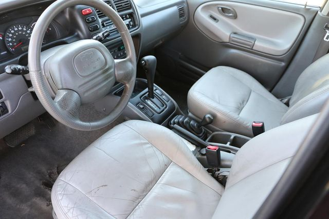 2001 Chevrolet Tracker ZR2 Santa Clarita, CA 8