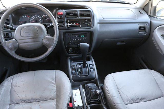 2001 Chevrolet Tracker ZR2 Santa Clarita, CA 7
