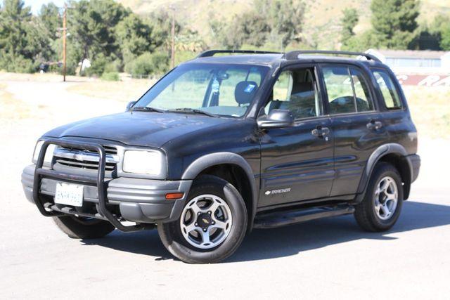 2001 Chevrolet Tracker ZR2 Santa Clarita, CA 1
