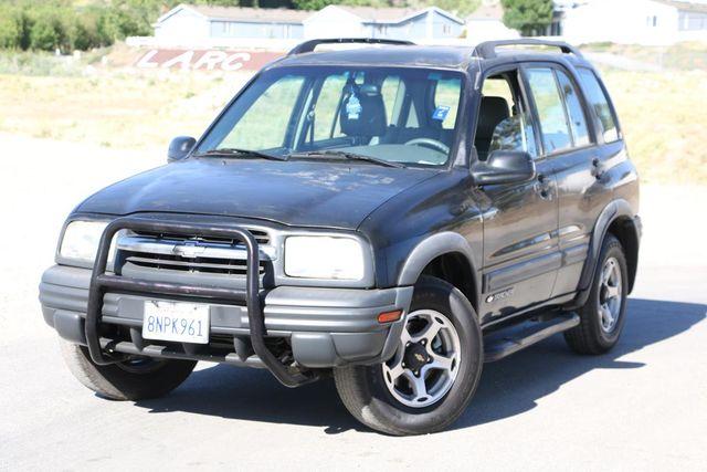 2001 Chevrolet Tracker ZR2 Santa Clarita, CA 4