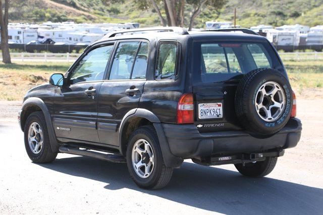2001 Chevrolet Tracker ZR2 Santa Clarita, CA 5