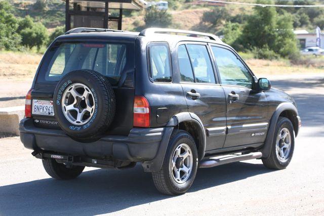 2001 Chevrolet Tracker ZR2 Santa Clarita, CA 6