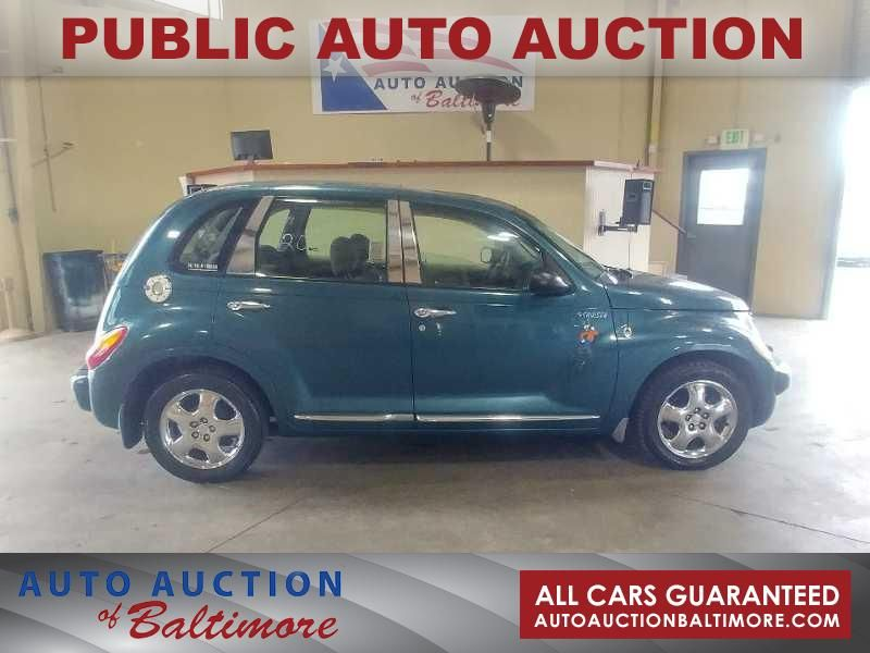 2001 Chrysler PT Cruiser  | JOPPA, MD | Auto Auction of Baltimore  in JOPPA MD