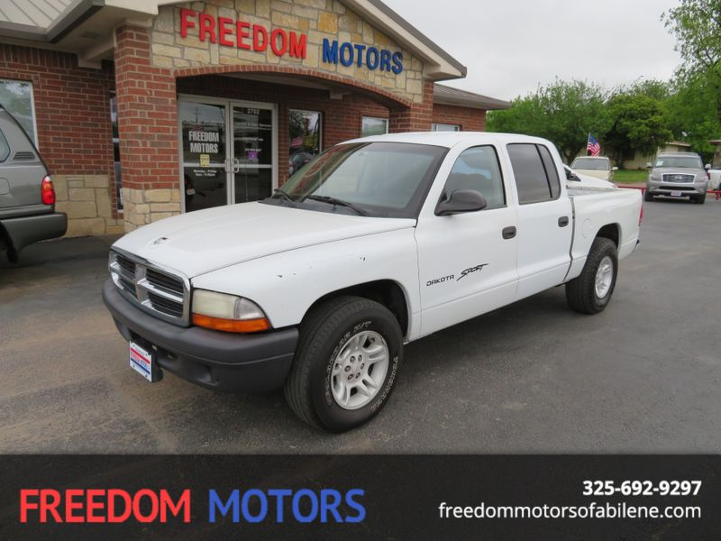 2001 Dodge Dakota Sport | Abilene, Texas | Freedom Motors  in Abilene Texas