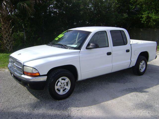 2001 Dodge DAKOTA CREW CAB in Fort Pierce, FL 34982