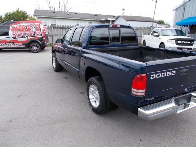 2001 Dodge Dakota SLT Shelbyville, TN 4