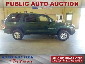 2001 Dodge DURANGO    JOPPA, MD   Auto Auction of Baltimore  in Joppa MD
