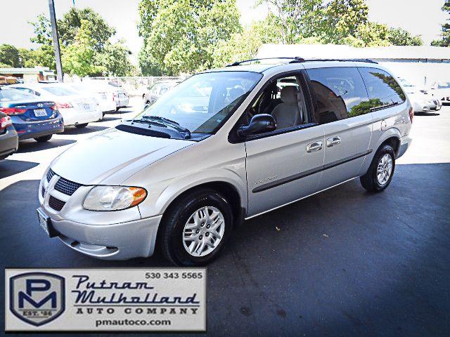 2001 Dodge Grand Caravan Sport Chico, CA 2