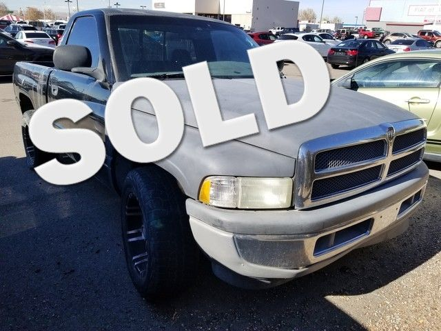 2001 Dodge Ram 1500 Work Special in Albuquerque, New Mexico 87109