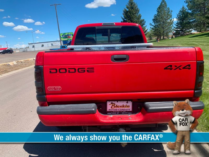 2001 Dodge Ram 1500   city MT  Bleskin Motor Company   in Great Falls, MT
