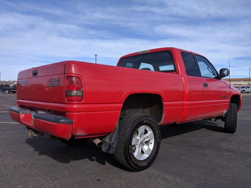 2001 Dodge Ram 1500 Quad Cab Sport 4X4  Fultons Used Cars Inc  in , Colorado