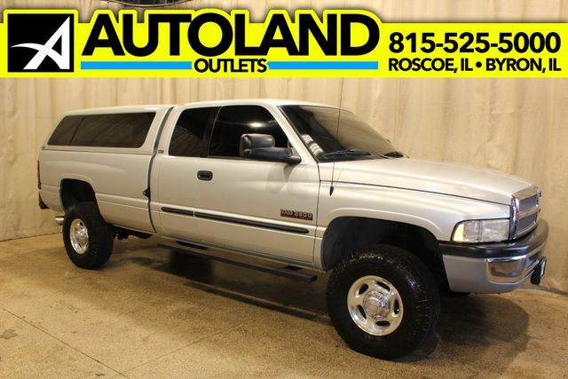 2001 Dodge Ram 2500 Diesel 4x4 manual Long Bed