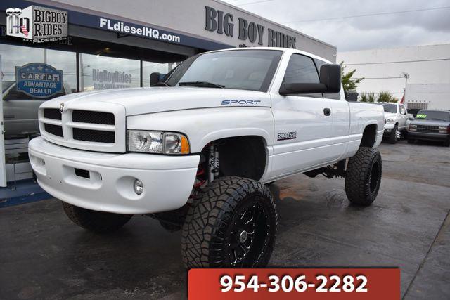 Used 2nd Generation Dodge Cummins Diesel 2500 in Ft. Lauderdale FL | Big Boy Rides
