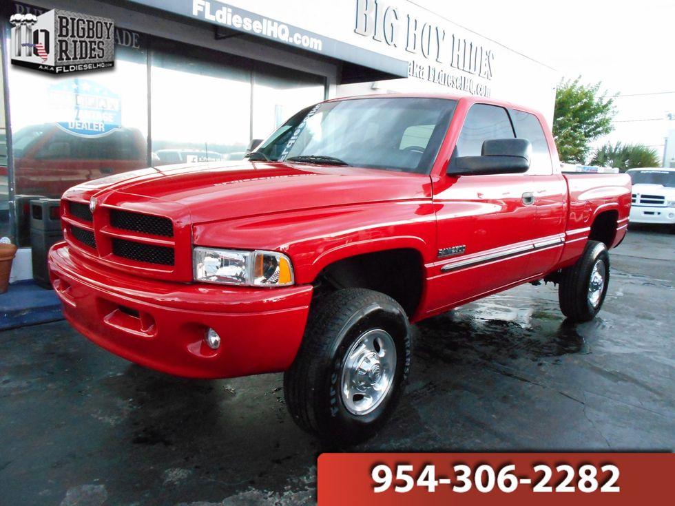 2001 Dodge Ram 2500 SPORT | Fort Lauderdale FL | Big Boy Rides