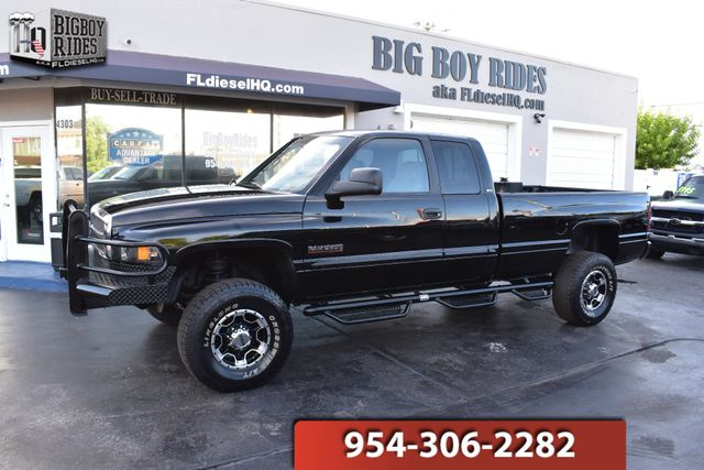Used 2nd Generation Dodge Cummins Diesel 2500 In Ft Lauderdale Fl