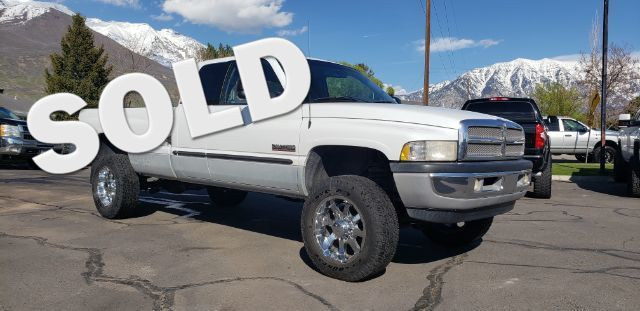 2001 Dodge Ram 2500 Quad Cab Long Bed 4WD LINDON, UT