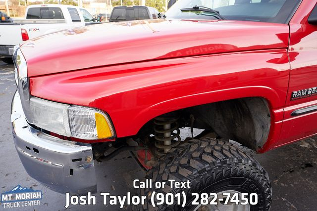 2001 Dodge Ram 2500 in Memphis, Tennessee 38115