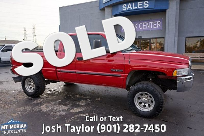 2001 Dodge Ram 2500  | Memphis, TN | Mt Moriah Truck Center in Memphis TN