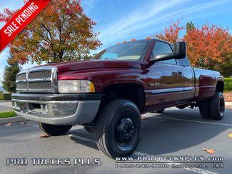 2001 Dodge Ram 3500 Cummins 5.9 Diesel 6-Speed Manual 4x4 Dually in Livermore, California 94551