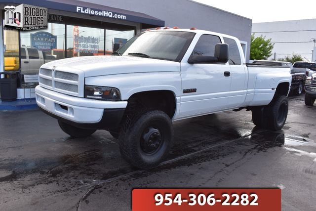 2001 Dodge Ram 3500 SLT Laramie plus