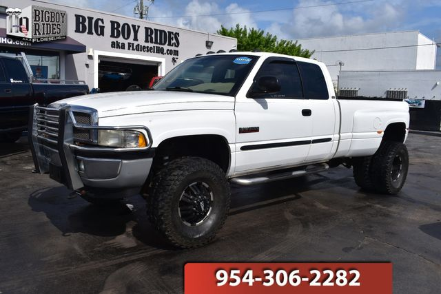 2001 Dodge Ram 3500 SLT Laramie in FORT LAUDERDALE, FL 33309