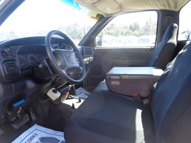 2001 Dodge Ram 3500 Utility Hoosick Falls, New York 4
