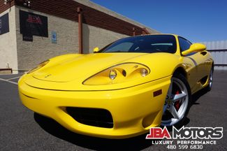 2001 Ferrari 360 Modena Coupe   MESA, AZ   JBA MOTORS in Mesa AZ