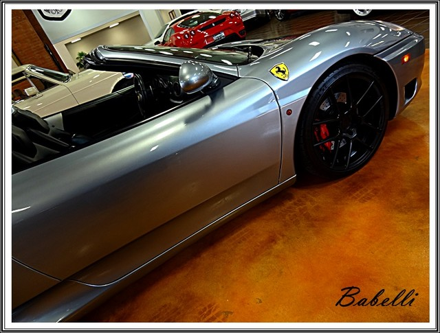 2001 Ferrari 360 Modena SPYDER La Jolla, Califorina  10
