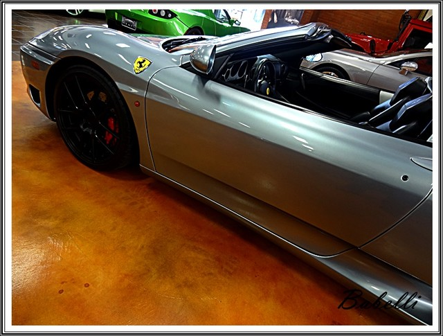 2001 Ferrari 360 Modena SPYDER San Diego, California 11