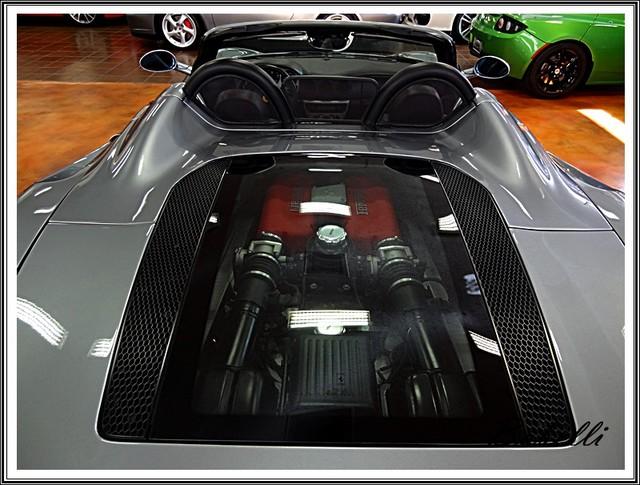 2001 Ferrari 360 Modena SPYDER San Diego, California 14