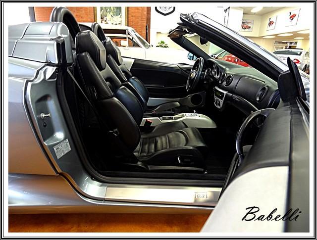 2001 Ferrari 360 Modena SPYDER San Diego, California 15