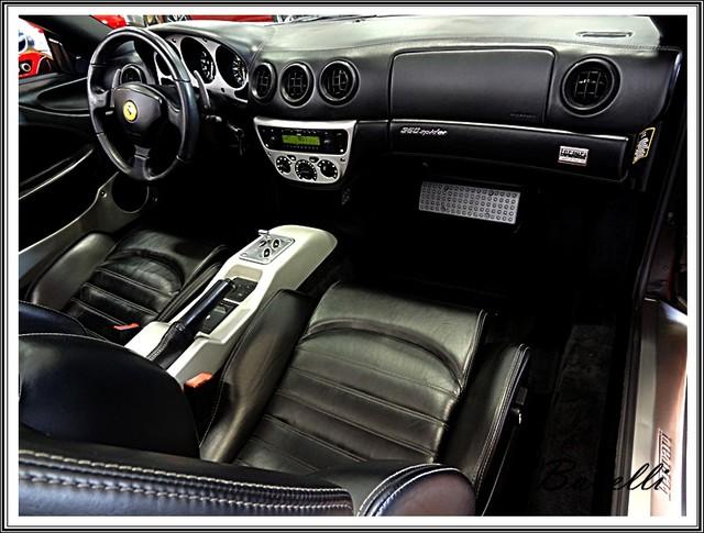 2001 Ferrari 360 Modena SPYDER La Jolla, Califorina  16
