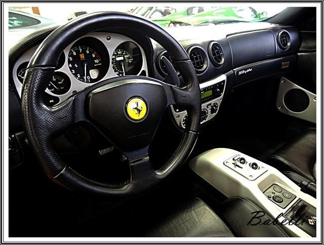 2001 Ferrari 360 Modena SPYDER La Jolla, Califorina  17